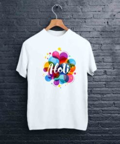 Flower Holi T shirt - CoversGap