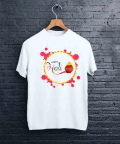 Holi Pot Holi T shirt - CoversGap