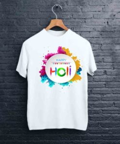 Sparkling Color Holi T shirt - CoversGap