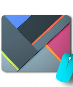 Abstract Print Mouse Pad - CoversGap