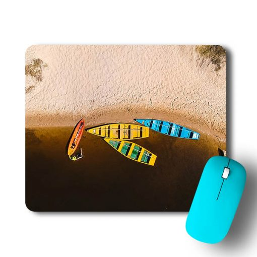 Boat Mouse Pad - CoversGap