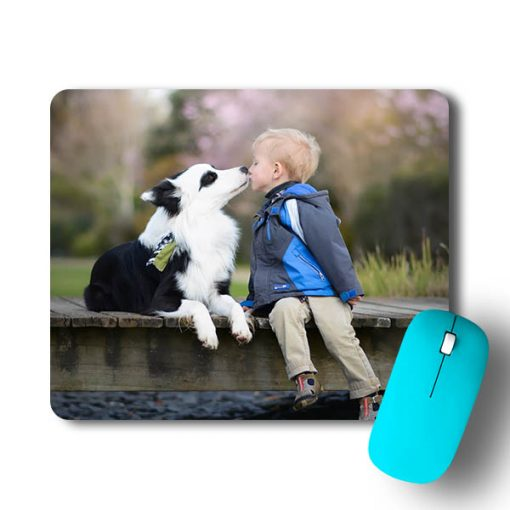Cute Dog Mouse Pad - CoversGap