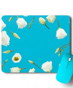 Flower Mouse Pad - CoversGap