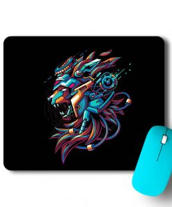 Loin Art Mouse Pad - CoversGap