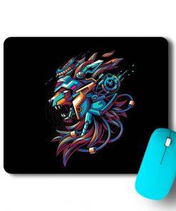 Loin Art Mouse Pad - CoversGap