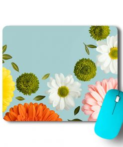Multi Flower Mouse Pad - CoversGap