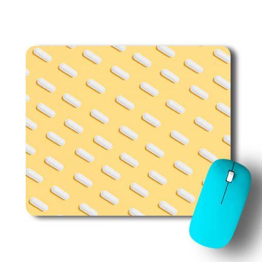 Pill Print Mouse Pad - CoversGap