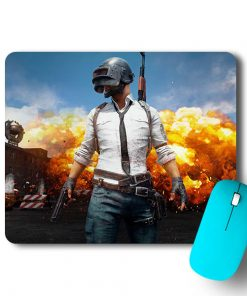 Pubg Man Mouse Pad - CoversGap