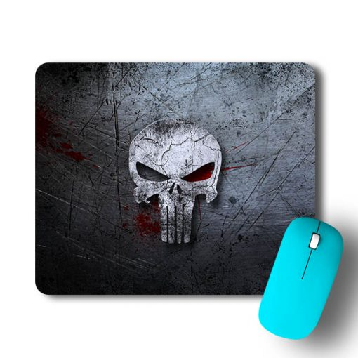 Skull Face Mouse Pad - CoversGap