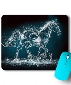 Water Horse Mouse Pad - CoversGap