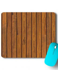 Wood Print Mouse Pad - CoversGap