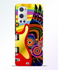 Music Art Oneplus 9 Pro Back Cover