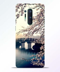 Beautiful Nature Water Oneplus 8 Pro Back Cover