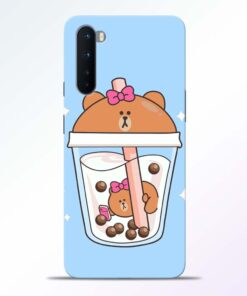 Cute Cartoon Oneplus Nord Back Cover