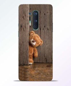 Funky Teddy Bear Oneplus 8 Pro Back Cover