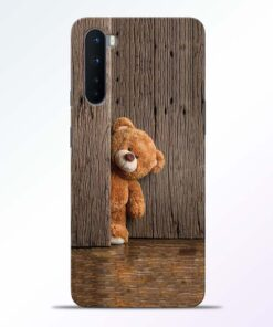 Funky Teddy Bear Oneplus Nord Back Cover