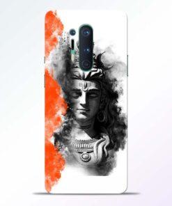 God Shiv Parvati Oneplus 8 Pro Back Cover