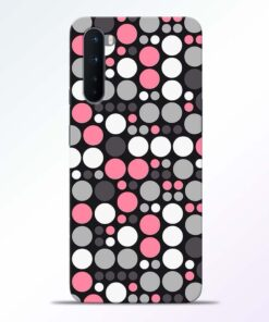 Round Ball Oneplus Nord Back Cover