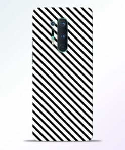 Waves Line Oneplus 8 Pro Back Cover