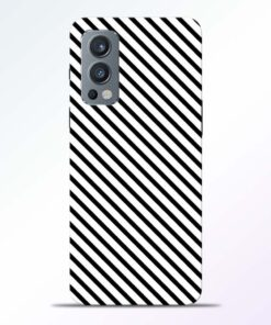 Waves Line Oneplus Nord 2 Back Cover