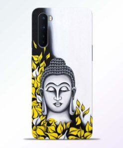 Yellow Buddha Art Oneplus Nord Back Cover